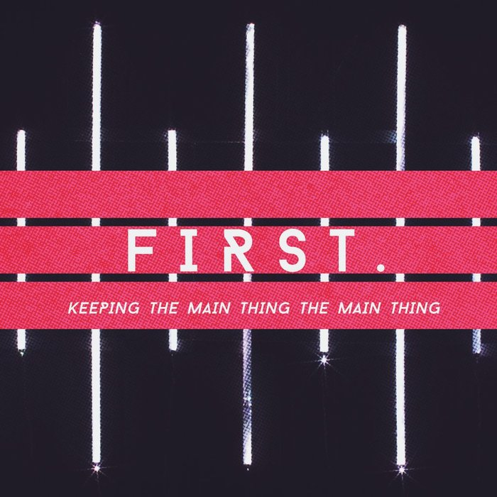 01(T038) - Putting God First