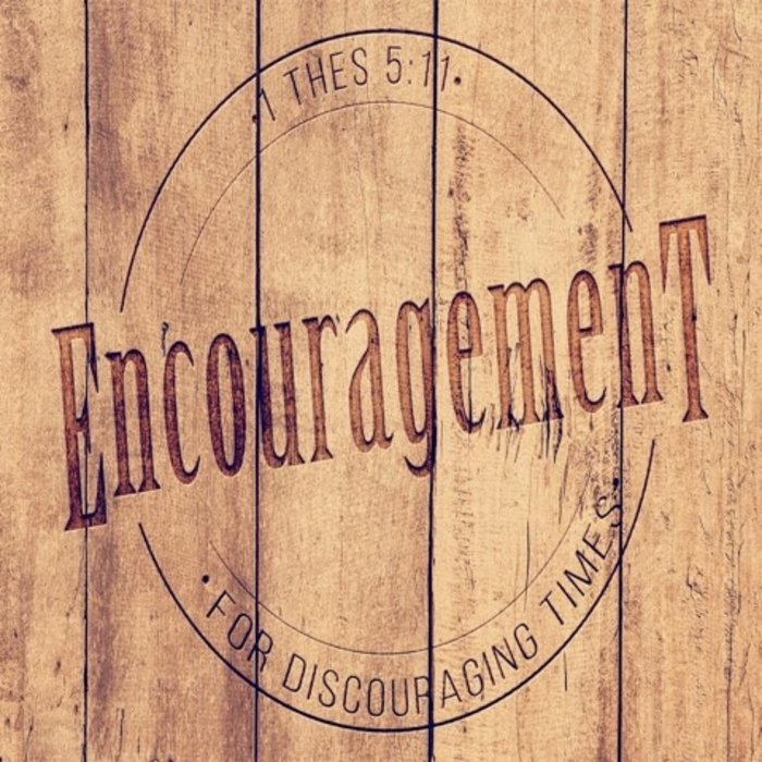 04(F044-F047) - Encouragement For Discouraging Times