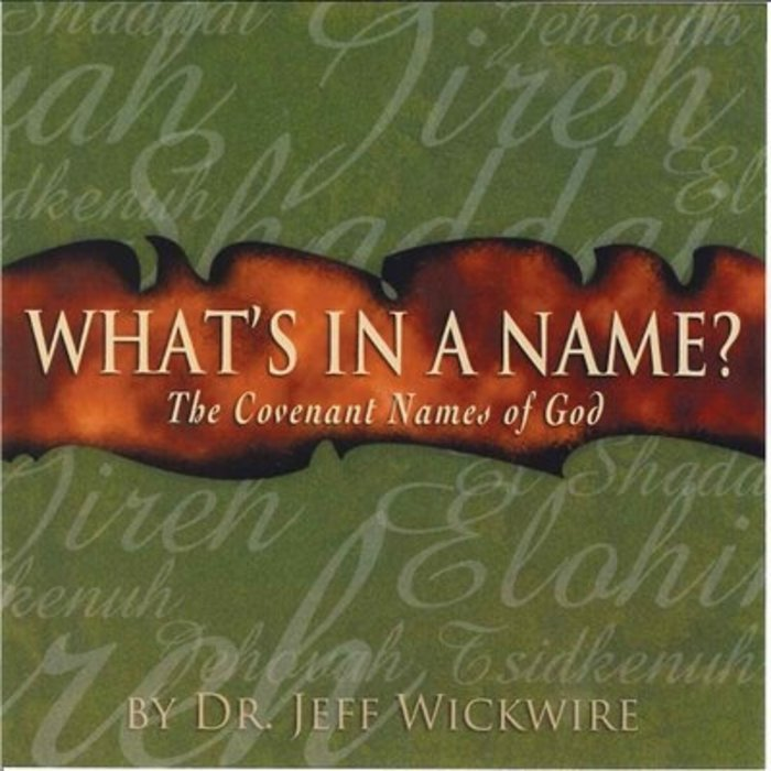 12(I010-I21) - What's In A Name?