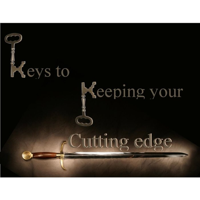 07(P042-P048) - Keys To Keeping Your Cutting Edge
