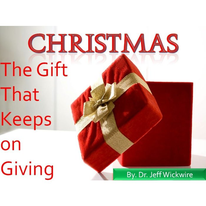 04(G016-G019) - Christmas The Gift That Keeps Giving