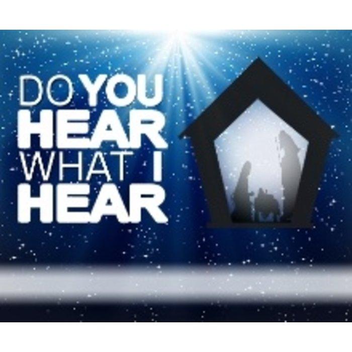 04(I032-I035) - Do You Hear What I Hear?