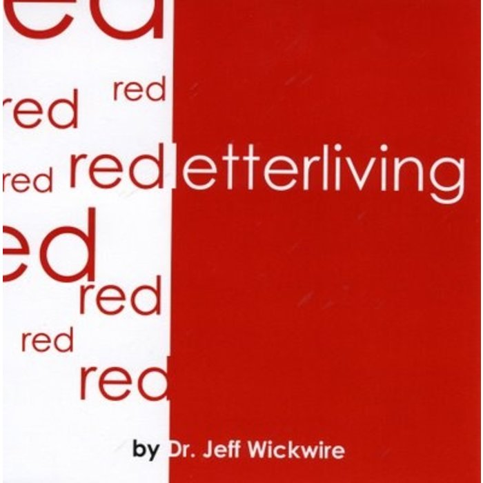 11(M041-M051) - Red Letter Living
