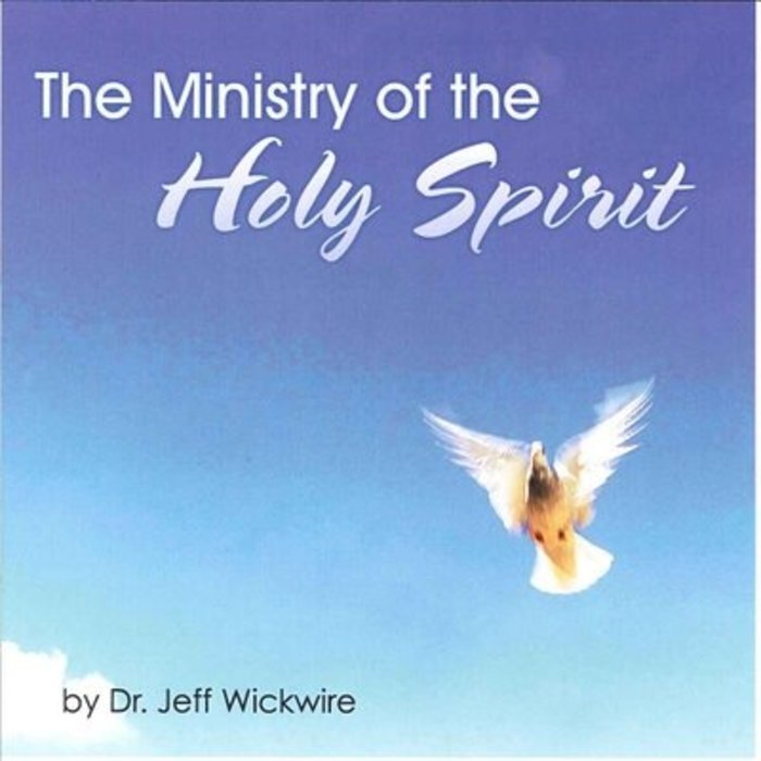 12(A012-A023) - The Ministry Of The Holy Spirit