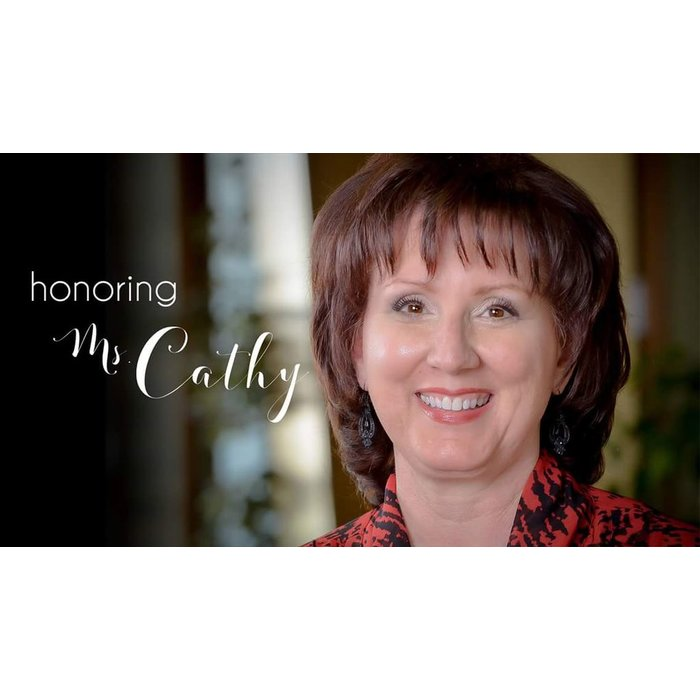 00(NONE) - In Honor Of Ms Cathy By Pastor Brendan