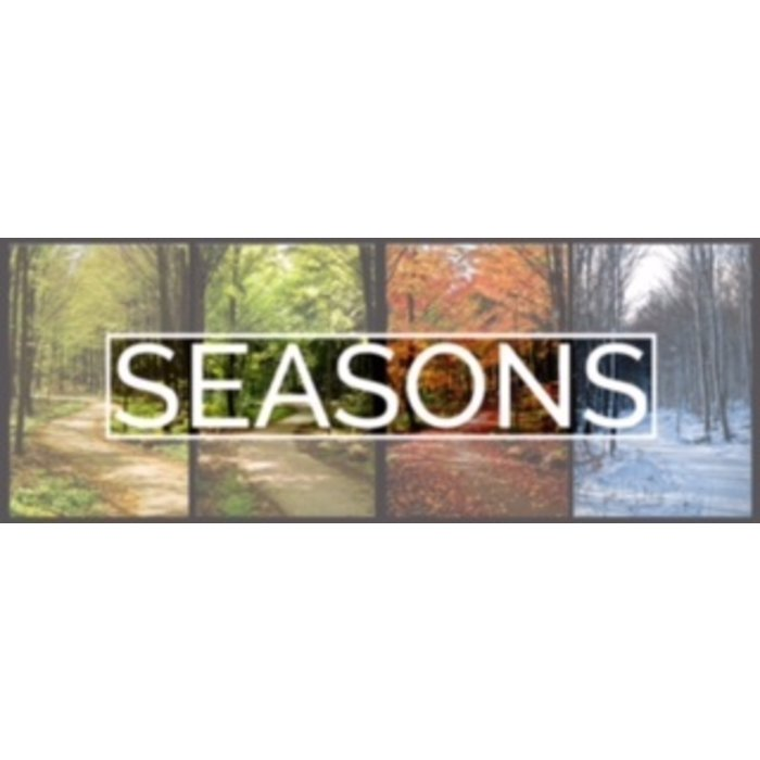 00(NONE) - Seasons By Guest Speaker Pastor Cory Smithee