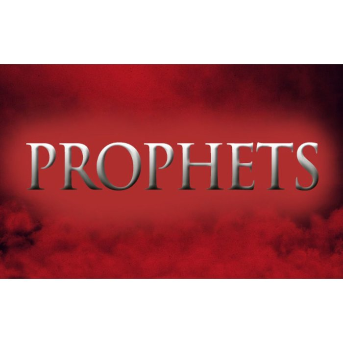 00(NONE) - Prophets By Guest Speaker Pastor Cory Smithee
