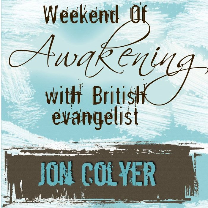00(NONE) - Blood, Fire, And Glory -By British Evangelist Jon Colyer