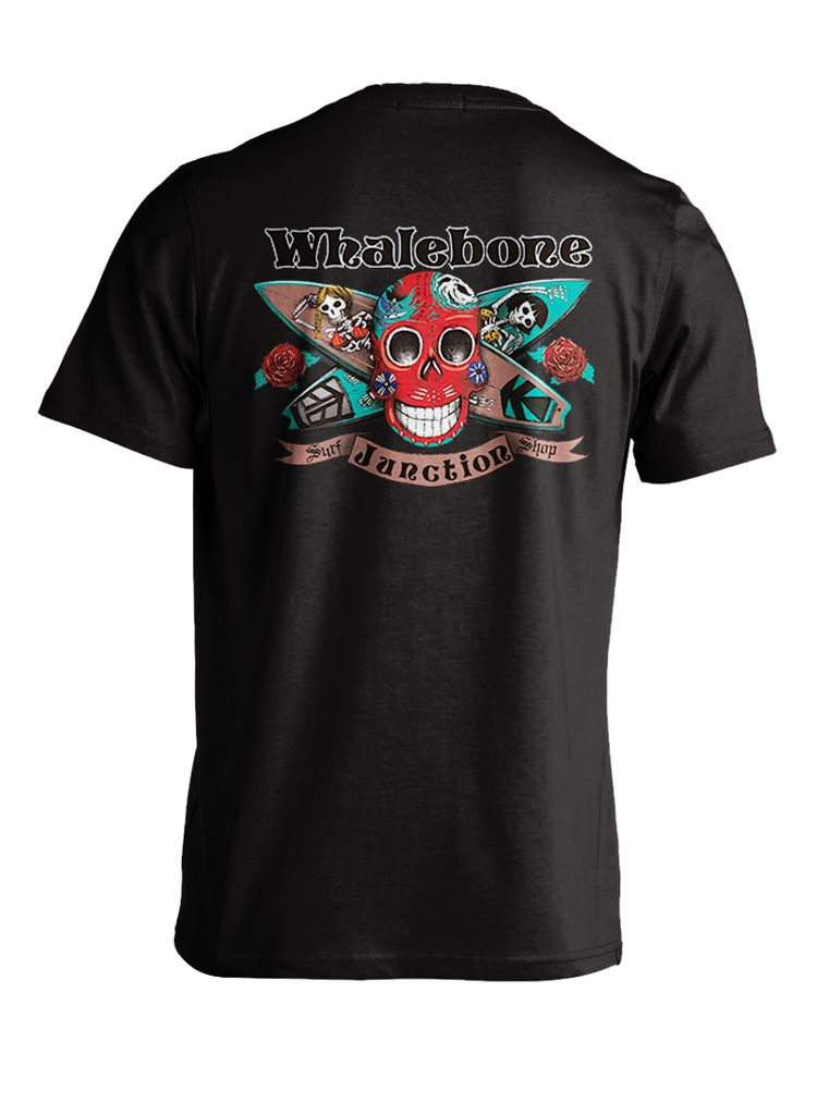 Logo DAY OF THE DEAD SHORT SLEEVE TEE