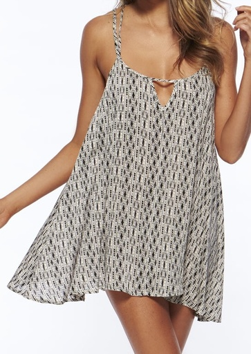 L*Space Z*SALE* LSPACE OUTLAW TUNIC COVERUP