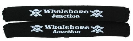 "Logo WHALEBONE JUNCTION RACK PAD - 18"""