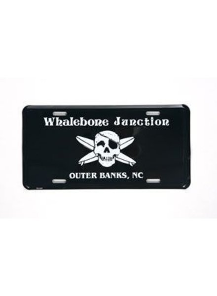 Logo WHALEBONE JUNCTION LICENSE PLATE