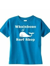 Logo HAPPY WHALE LOGO TODDLER SHORT SLEEVE TEE