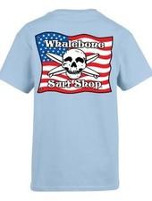 Logo *KIDS AMERICAN FLAG SHORT SLEEVE TEE