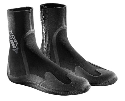 Wetsuits XCEL XPLORER YOUTH 3MM ROUND TOE WETSUIT BOOT