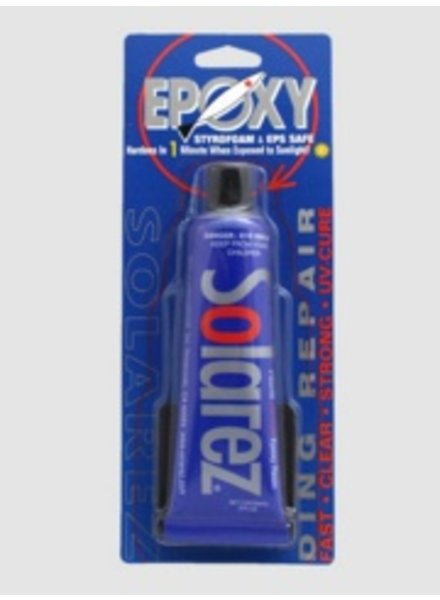 Surf Accessories SOLAREZ EPOXY RESIN DING REPAIR 2OZ