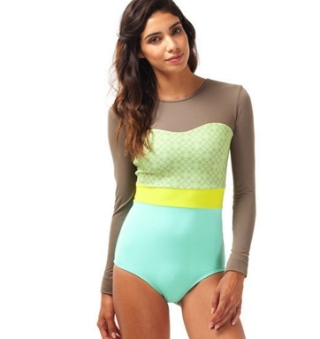 SEEA Z*SALE* SEEA HERMOSA SURF SUIT