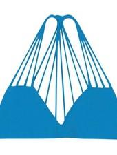 Ladies Swimwear MIKOH BANYANS STRING RACERBACK TOP