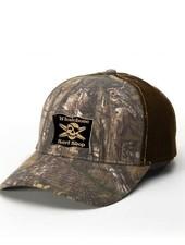 Logo LOGO HAT - POLY TWILL ADJUSTABLE STRUCTURED KRYPTEK CAMO HAT