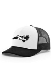 Logo LOGO HAT - STATE OF NC OUTLINE