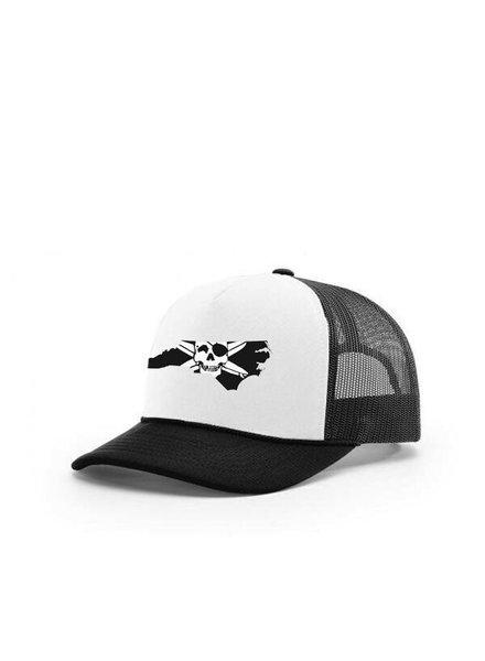 Logo LOGO HAT - STATE OF NC OUTLINE