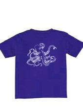 Logo OCTOPUS BACK PRINT TODDLER SHORT SLEEVE TEE