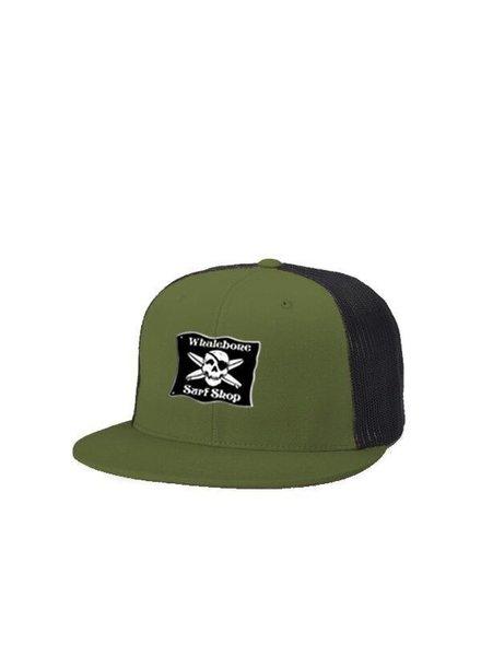 Logo LOGO HAT - SNAP BACK FLAT BILL TRUCKER HAT