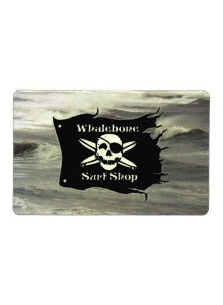 GIFT CARD WHALEBONE GIFT CARD - $20