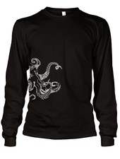 Logo OCTOPUS SIDE PRINT LONG SLEEVE TEE