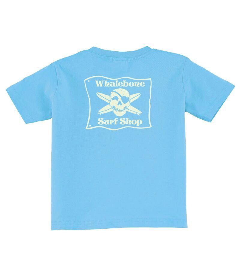 Logo *WHALEBONE TODDLER/BABY GLOW LOGO SHORT SLEEVE TEE