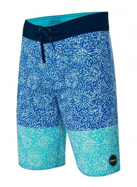 Mens Swimwear ONEILL MENS HYPERFREAK CORAL BOARDSHORT