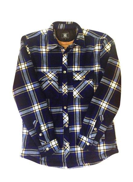Mens Sportswear *WHALEBONE MALIBU FLEECE JACKET