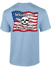 Logo *AMERICAN FLAG SHORT SLEEVE TEE