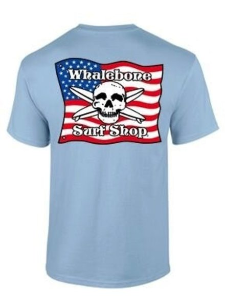 Logo AMERICAN FLAG SHORT SLEEVE TEE