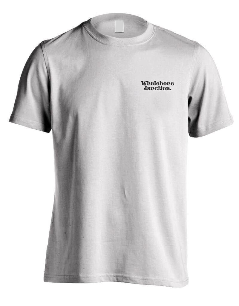 Whalebone Logo WRIGHT BROS DESIGN PREMIUM SHORT SLEEVE TEE