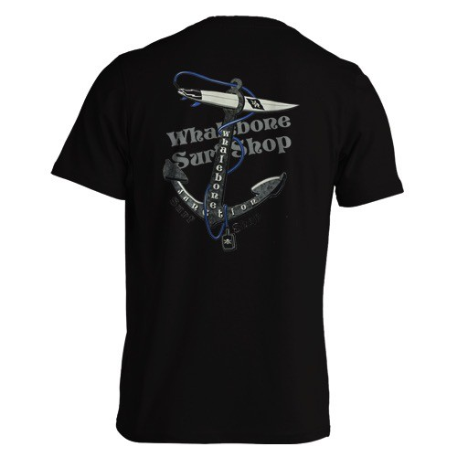 Whalebone Logo ANCHOR SHORT SLEEVE TEE