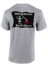 Whalebone Logo BLACKBEARD SHORT SLEEVE TEE