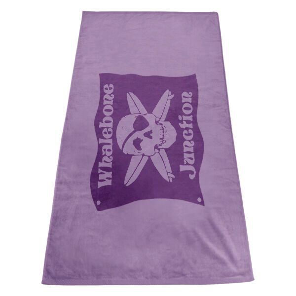 Logo LOGO TOWEL - WHALEBONE JUNCTION SCREEN PRINT TOWEL