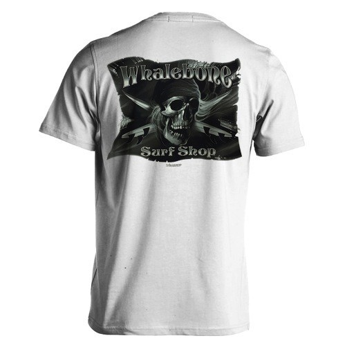 Logo GREY GHOST SHORT SLEEVE TEE