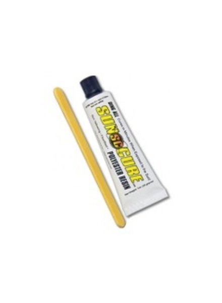 Surf Accessories SUNCURE DING REPAIR MINI TUBE 1oz POLYRESIN