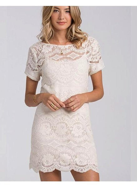 Ladies Sportswear BILLABONG WOMENS LACEY DAZE DRESS