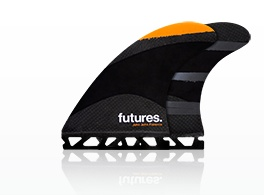Surf Accessories FUTURES JOHN JOHN FLORENCE MEDIUM TECHFLEX THRUSTER FINS
