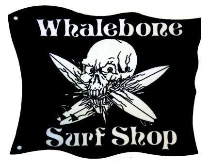 Whalebone Logo LOGO STICKER - CRUNCH GLOW LOGO STICKER