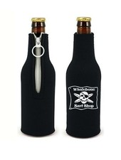 Whalebone Logo WHALEBONE SURF SHOP BOTTLE INSULATOR WITH ZIP