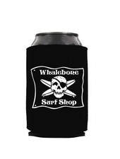 Whalebone Logo WHALEBONE SURF SHOP FOLDABLE CAN INSULATOR