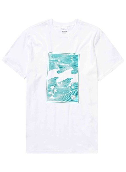 Mens Sportswear BILLABONG MENS WAVE TRIP TEE