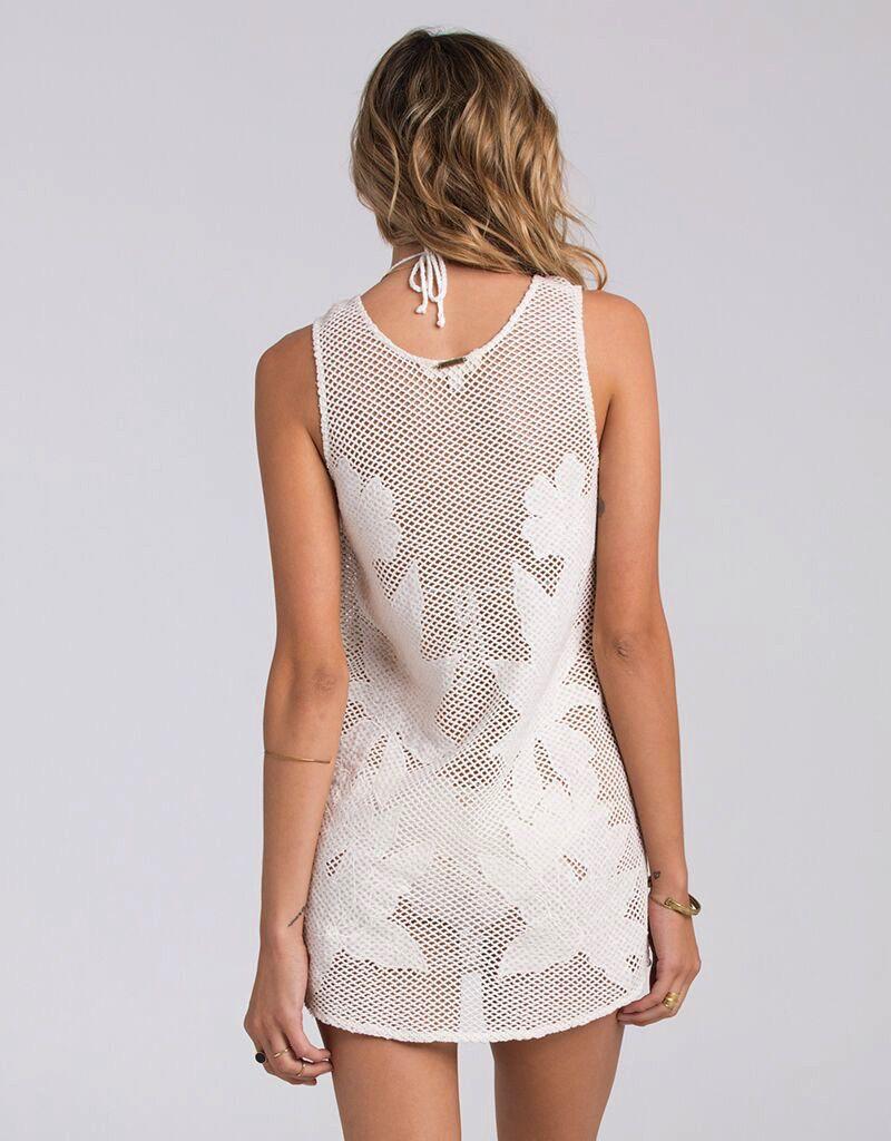 Ladies Sportswear BILLABONG WOMENS DREAM OF ME TUNIC