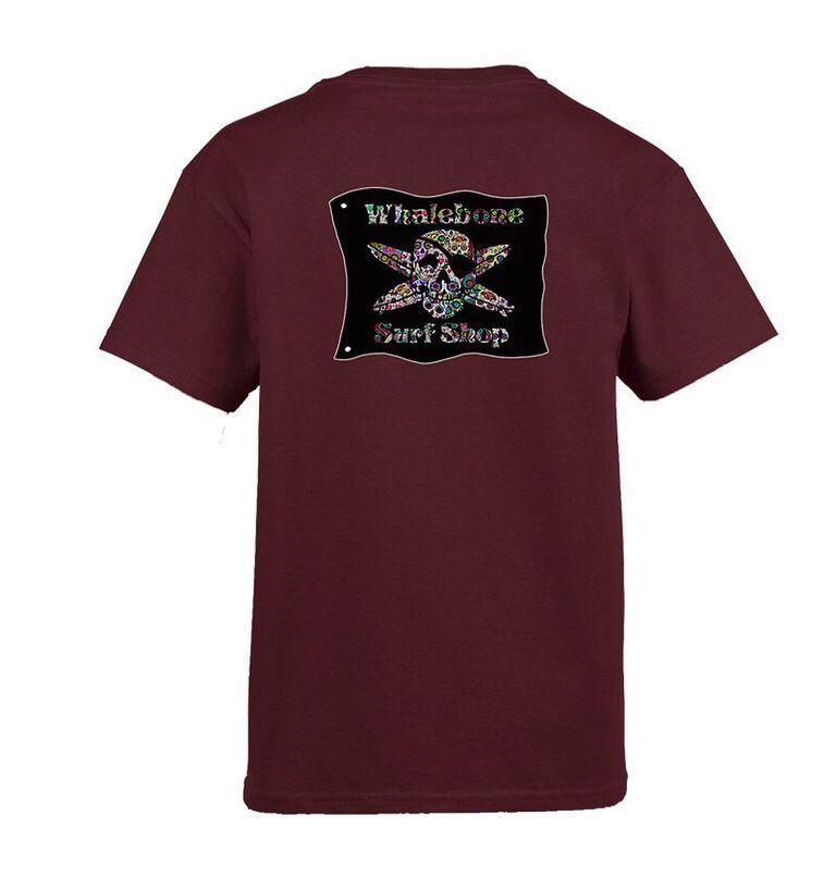 Whalebone Logo KIDS SUGAR SKULL SHORT SLEEVE TEE