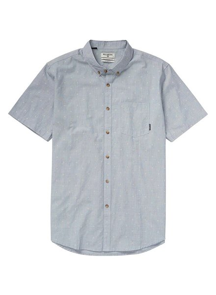 Billabong BILLABONG MENS JETSON SHORT SLEEVE WOVEN