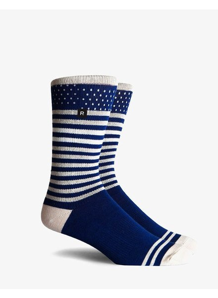 Richer Poorer RICHER POORER KNOCKOUT REFLECTIVE EVERYDAY SOCK